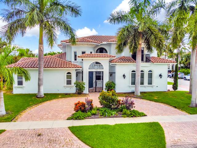 7100 NE 7th Avenue, Boca Raton, FL 33487 (#RX-10735011) :: Posh Properties