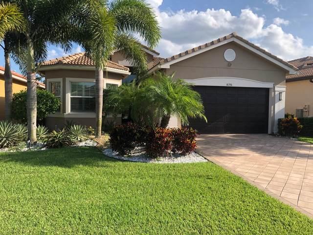 8196 Mount Thor Lane, Boynton Beach, FL 33473 (#RX-10735028) :: Posh Properties