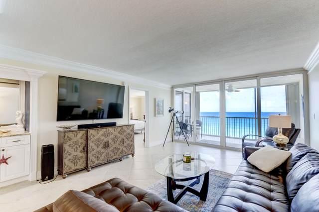 840 Ocean Drive Drive #905, Juno Beach, FL 33408 (MLS #RX-10735042) :: United Realty Group