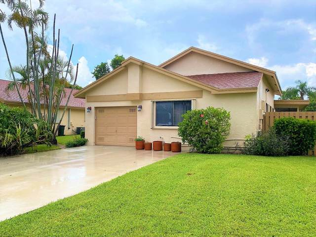 2455 NW 14th Street, Delray Beach, FL 33445 (#RX-10735063) :: Posh Properties