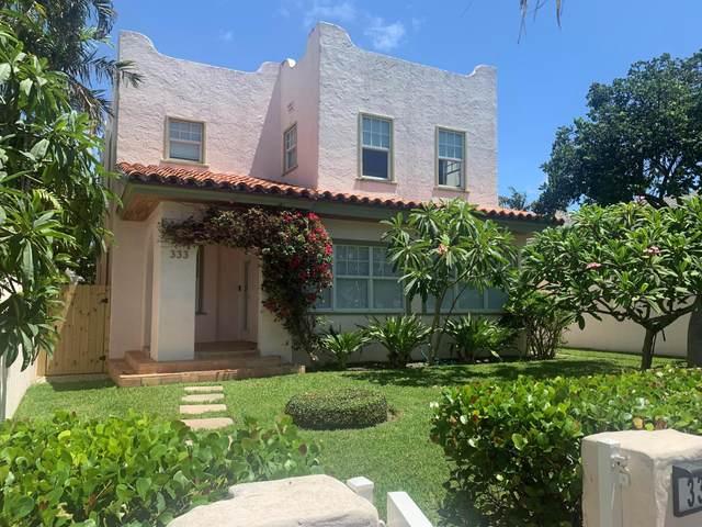 333 Pilgrim Road, West Palm Beach, FL 33405 (#RX-10735064) :: Posh Properties