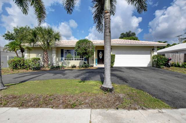 935 SW 12th Avenue, Boca Raton, FL 33486 (#RX-10735082) :: Posh Properties