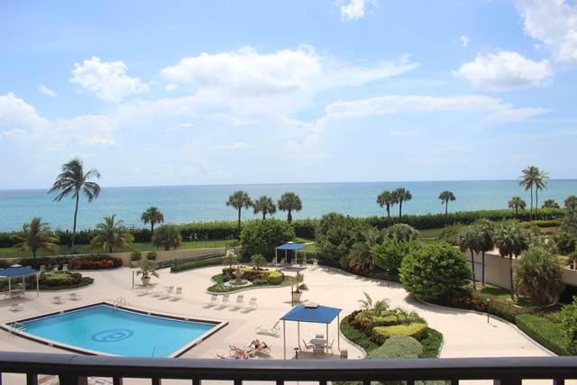 200 Ocean Trail Way #303, Jupiter, FL 33477 (#RX-10735084) :: Posh Properties