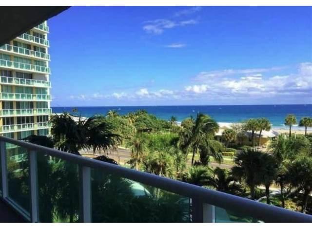 333 NE 21st Avenue #608, Deerfield Beach, FL 33441 (#RX-10735085) :: Posh Properties