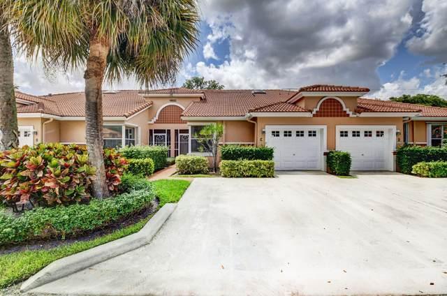9892 Summerbrook Terrace C, Boynton Beach, FL 33437 (#RX-10735087) :: Posh Properties