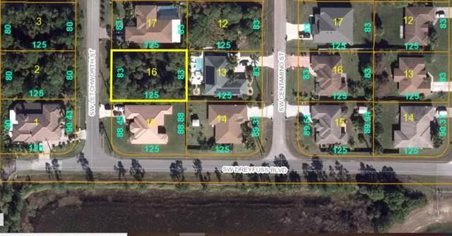 3181 SW Letchworth Street, Port Saint Lucie, FL 34953 (#RX-10735097) :: Treasure Property Group