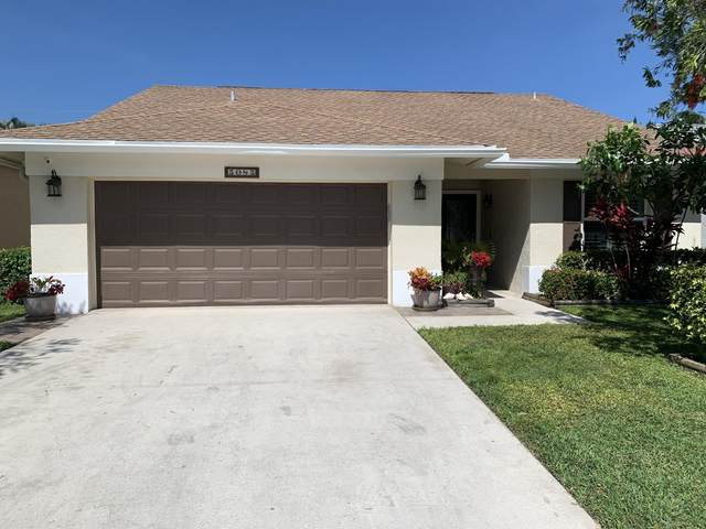 5085 Foxhall Drive Drive N, West Palm Beach, FL 33417 (MLS #RX-10735122) :: Berkshire Hathaway HomeServices EWM Realty
