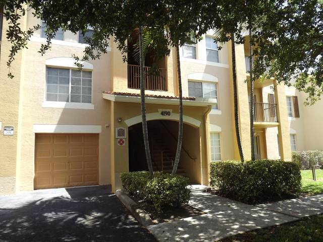 4190 San Marino Boulevard #104, West Palm Beach, FL 33409 (#RX-10735173) :: Baron Real Estate