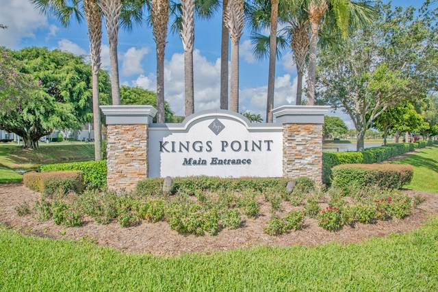 104 Waterford E #104, Delray Beach, FL 33446 (#RX-10735188) :: The Power of 2   Century 21 Tenace Realty