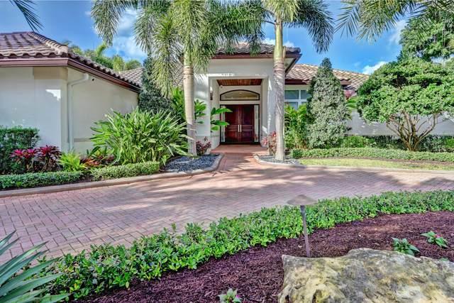 2978 Westbrook, Weston, FL 33332 (MLS #RX-10735191) :: Berkshire Hathaway HomeServices EWM Realty