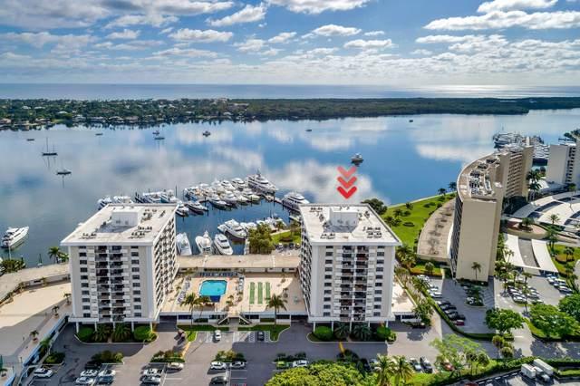 1200 Marine Way #905, North Palm Beach, FL 33408 (#RX-10735208) :: DO Homes Group