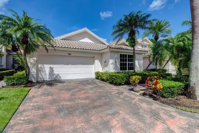724 Pinehurst Way, Palm Beach Gardens, FL 33418 (#RX-10735222) :: Baron Real Estate
