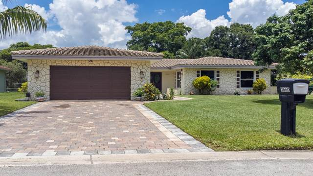 3660 NW 104th Avenue, Coral Springs, FL 33065 (#RX-10735277) :: Baron Real Estate