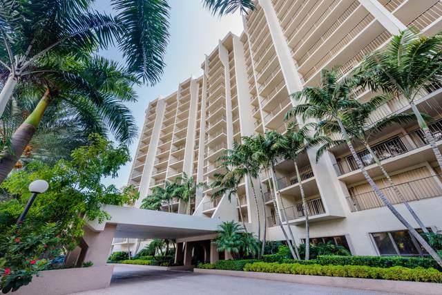 1800 S Ocean Boulevard #401, Lauderdale By the Sea, FL 33062 (MLS #RX-10735279) :: Dalton Wade Real Estate Group