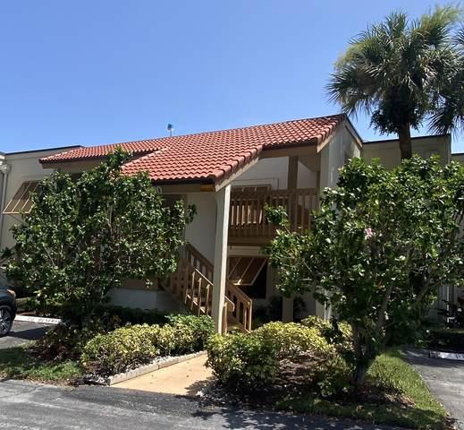 5400 Cedar Lake Drive #203, Boynton Beach, FL 33437 (#RX-10735285) :: The Power of 2 | Century 21 Tenace Realty