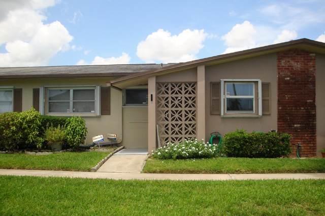 5263 Cresthaven Boulevard I, West Palm Beach, FL 33415 (#RX-10735288) :: Heather Towe   Keller Williams Jupiter