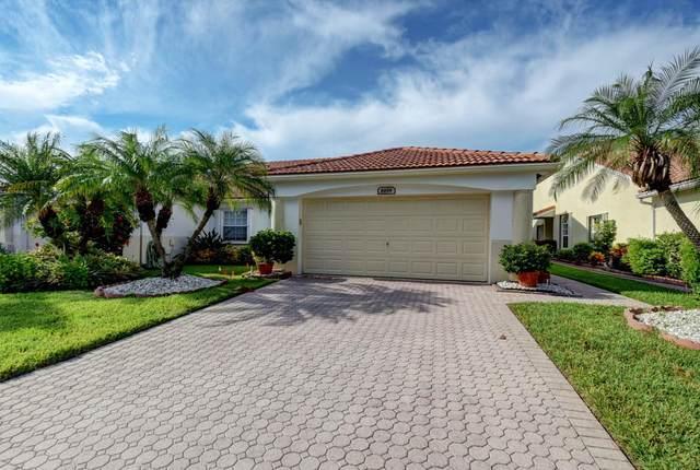 6198 Caladium Road, Delray Beach, FL 33484 (MLS #RX-10735306) :: Berkshire Hathaway HomeServices EWM Realty