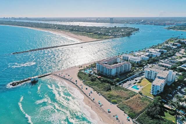 33 S Ocean Avenue #102, Palm Beach Shores, FL 33404 (MLS #RX-10735309) :: Berkshire Hathaway HomeServices EWM Realty
