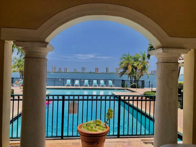 1020 Lake Shore Drive #205, Lake Park, FL 33403 (MLS #RX-10735315) :: Berkshire Hathaway HomeServices EWM Realty
