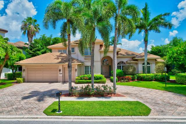 7619 Mandarin Drive, Boca Raton, FL 33433 (#RX-10735324) :: Baron Real Estate