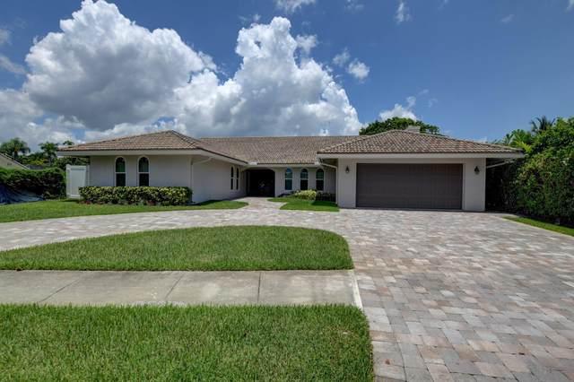 7197 San Salvador Drive, Boca Raton, FL 33433 (#RX-10735339) :: Baron Real Estate