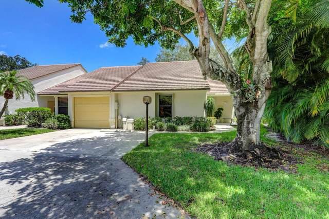 701 Saint Giles Court, Palm Beach Gardens, FL 33418 (#RX-10735340) :: Baron Real Estate