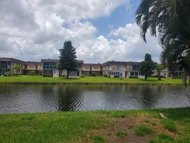 209 Valencia I, Delray Beach, FL 33446 (MLS #RX-10735346) :: Castelli Real Estate Services
