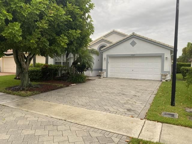 22863 Barrister Drive, Boca Raton, FL 33433 (MLS #RX-10735358) :: Berkshire Hathaway HomeServices EWM Realty