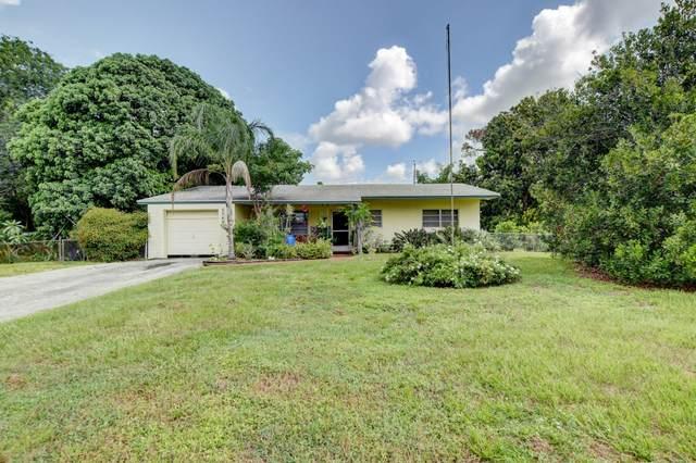 5349 Van Buren Road, Delray Beach, FL 33484 (MLS #RX-10735363) :: Berkshire Hathaway HomeServices EWM Realty