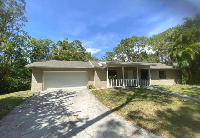 5126 Coconut Boulevard, Royal Palm Beach, FL 33411 (#RX-10735365) :: Ryan Jennings Group