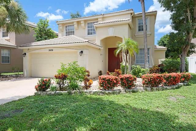 2436 Westmont Drive, Royal Palm Beach, FL 33411 (#RX-10735366) :: Ryan Jennings Group