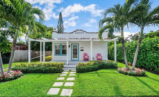 209 N N Swinton Avenue, Delray Beach, FL 33444 (MLS #RX-10735386) :: Berkshire Hathaway HomeServices EWM Realty