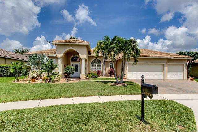 1501 Stonehaven Estates Drive, West Palm Beach, FL 33411 (#RX-10735388) :: Ryan Jennings Group