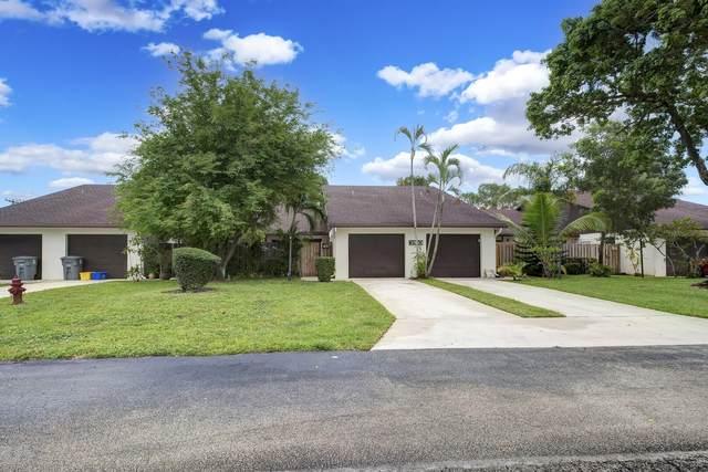 3510 Silver Lace Lane #48, Boynton Beach, FL 33436 (#RX-10735415) :: Heather Towe | Keller Williams Jupiter