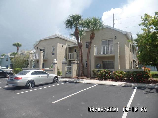 1631 SE Green Acres Circle Bb101, Port Saint Lucie, FL 34952 (MLS #RX-10735433) :: Berkshire Hathaway HomeServices EWM Realty