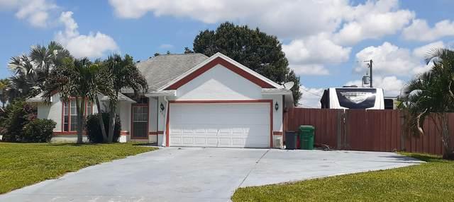 607 SW Dolores Avenue, Port Saint Lucie, FL 34983 (#RX-10735441) :: Baron Real Estate