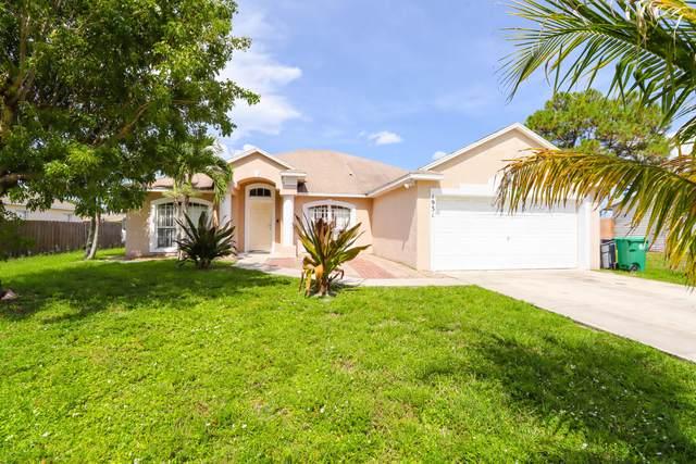 1931 SW Mcallister Lane, Port Saint Lucie, FL 34953 (MLS #RX-10735448) :: Berkshire Hathaway HomeServices EWM Realty