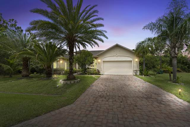 5568 NW Wesley Road, Port Saint Lucie, FL 34986 (#RX-10735452) :: The Reynolds Team | Compass