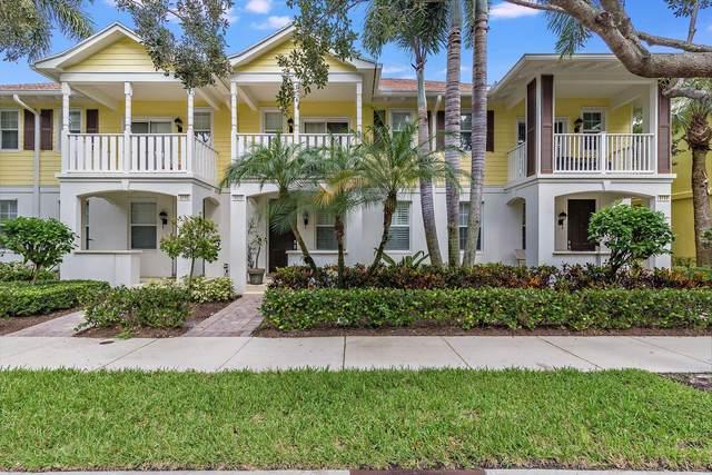 3151 E Community Drive, Jupiter, FL 33458 (MLS #RX-10735460) :: The Jack Coden Group