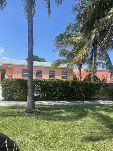 615 49th Street, West Palm Beach, FL 33407 (MLS #RX-10735462) :: Berkshire Hathaway HomeServices EWM Realty