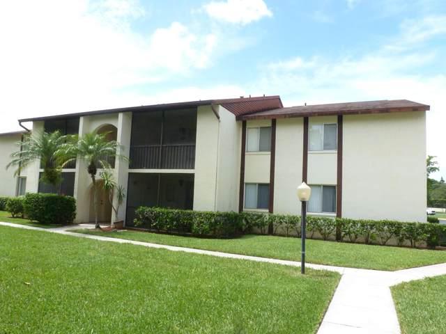 4731 Sable Pine Circle B2, West Palm Beach, FL 33417 (#RX-10735464) :: Heather Towe | Keller Williams Jupiter