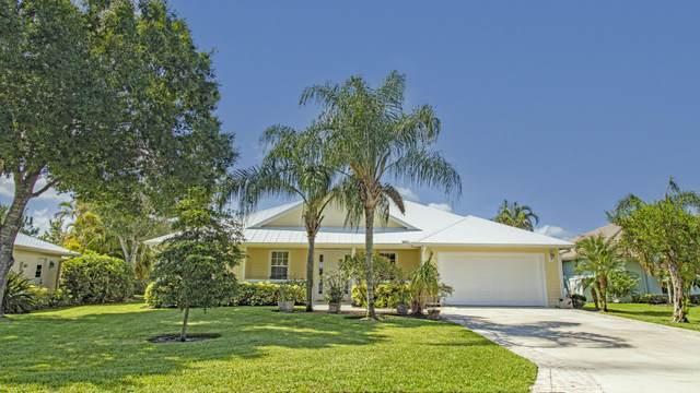 5356 SW Landing Creek Drive, Palm City, FL 34990 (#RX-10735505) :: The Reynolds Team   Compass