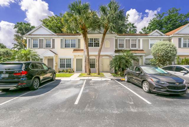 5512 Pageant Place, Margate, FL 33063 (MLS #RX-10735514) :: Berkshire Hathaway HomeServices EWM Realty
