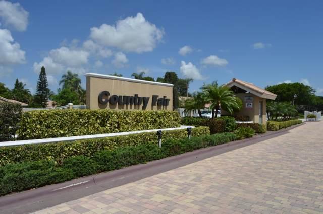 6397 Country Fair Circle, Boynton Beach, FL 33437 (#RX-10735515) :: Heather Towe | Keller Williams Jupiter