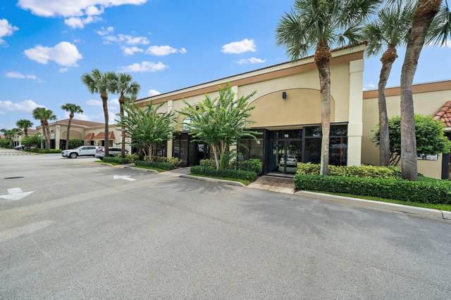 801 Maplewood Drive 18 & 19, Jupiter, FL 33458 (MLS #RX-10735516) :: Berkshire Hathaway HomeServices EWM Realty
