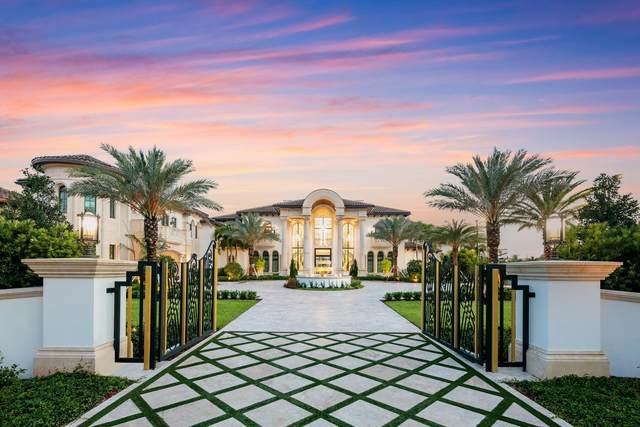 16111 Quiet Vista Circle, Delray Beach, FL 33446 (MLS #RX-10735518) :: Berkshire Hathaway HomeServices EWM Realty