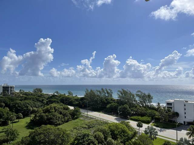2121 N Ocean Boulevard 1204E, Boca Raton, FL 33431 (MLS #RX-10735538) :: Berkshire Hathaway HomeServices EWM Realty