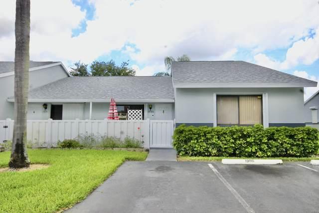 2641 Gately Drive W #1906, West Palm Beach, FL 33415 (MLS #RX-10735539) :: Berkshire Hathaway HomeServices EWM Realty