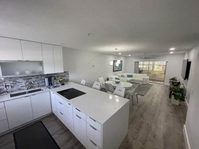 12009 Poinciana Boulevard #107, Royal Palm Beach, FL 33411 (#RX-10735549) :: Signature International Real Estate