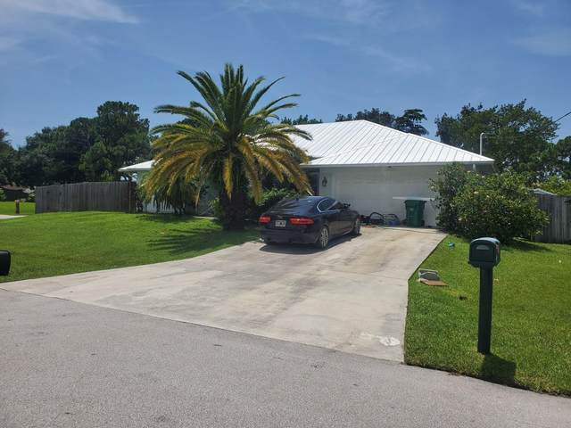 2232 SW Grosspoint Street, Port Saint Lucie, FL 34953 (#RX-10735554) :: Heather Towe | Keller Williams Jupiter